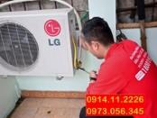 Bảo dưỡng điều hoà LG giá rẻ