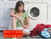 Nhận sửa máy giặt