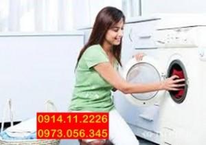 Sửa chữa, bảo dưỡng máy giặt tại nhà