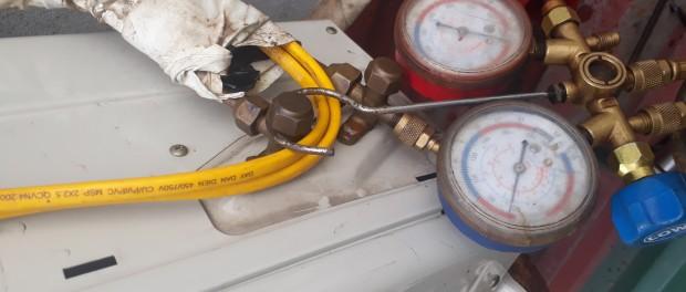 Nạp gas điều hoà tại Định Côngi giá tốt