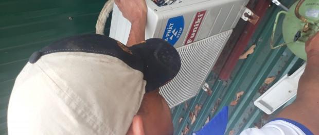 Nạp gas điều hoà tại Lò Đúcg giá rẻ