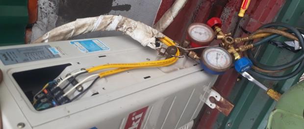 Nạp gas điều hoà giá rẻ tại Hà Nội