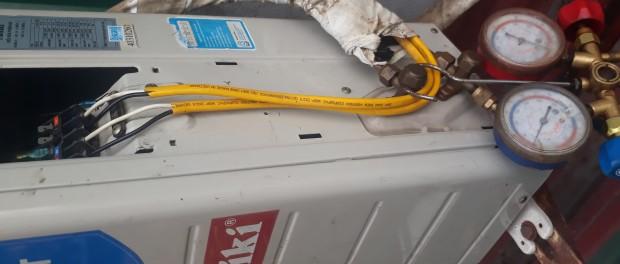 Nạp gas điều hoà tại nhà uy tín chất lượng