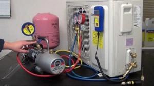 bảo dưỡng nạp gas điều hòa tại Hà Nội