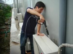 bảo dưỡng nạp gas điều hoà tại nhà