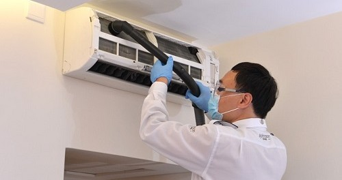 bảo dưỡng nạp gas điều hòa tại tây sơn