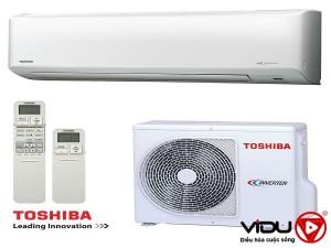 Sửa điều hoà Toshiba tại Hà Nội