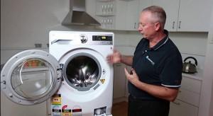 Vệ sinh máy giặt tại Ba Đình