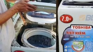 Chuyên sửa chữa máy giặt Toshiba tại nhà giá rẻ