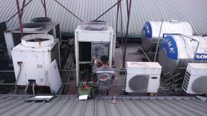 Sửa điều hòa không lạnh tại hà nội